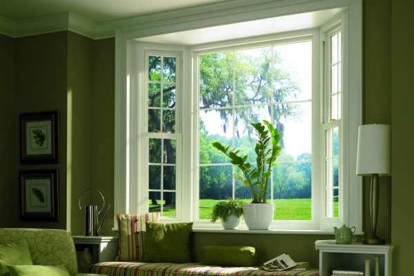 Bay & Bow Vinyl Windows