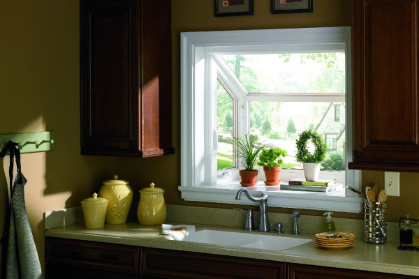 Garden Vinyl Windows