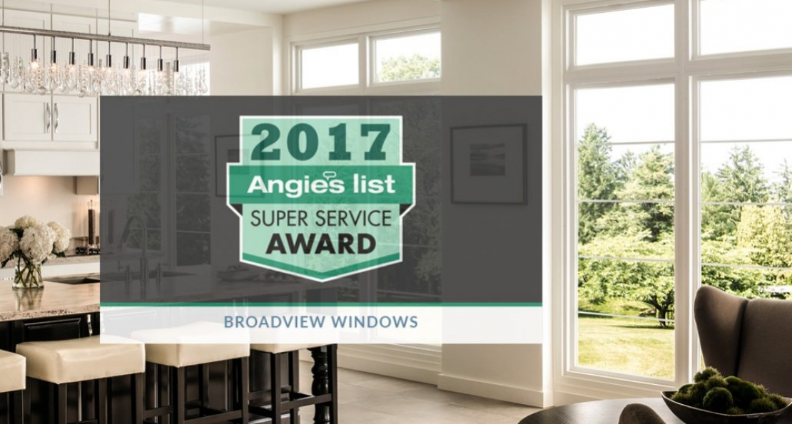 2017 Angies List Super Service Award