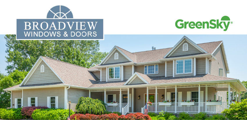 broadview windows and greensky financing