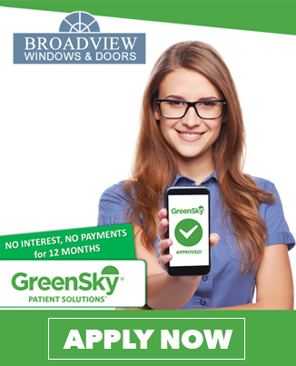 GreenSky Financing Broadview Windows