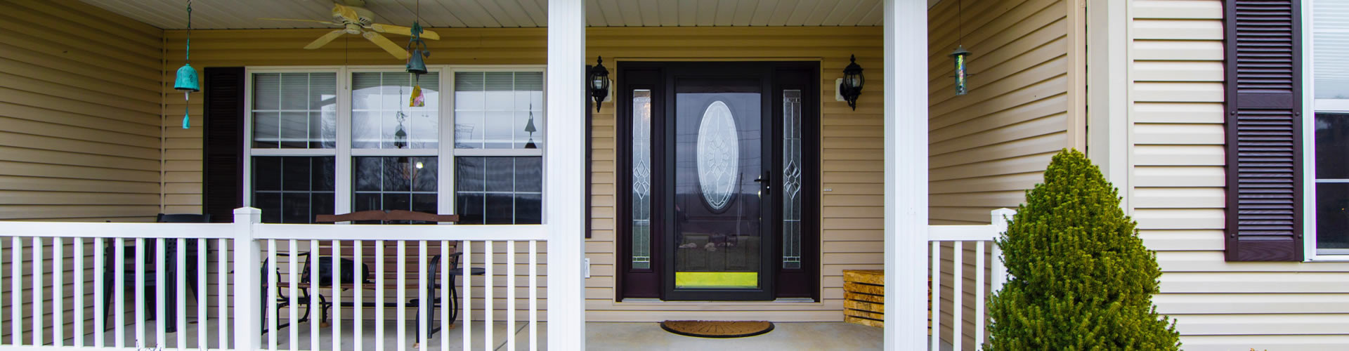 Home Exterior Windows Doors