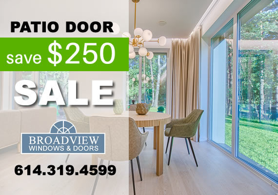 Patio Doors SAVE $250
